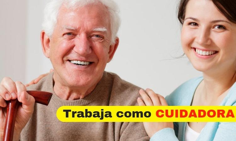 CUIDADORA