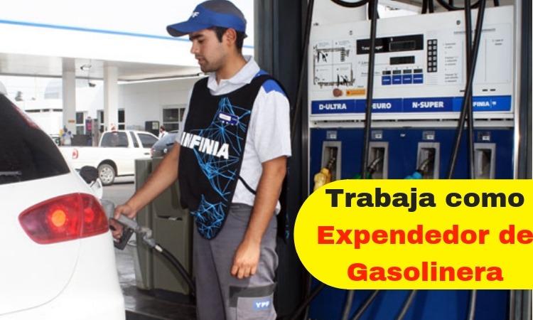 EXPENDEDOR DE GASOLINERA