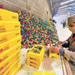 Empaquetar Caramelos