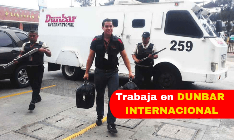 DUNBAR INTERNATIONAL